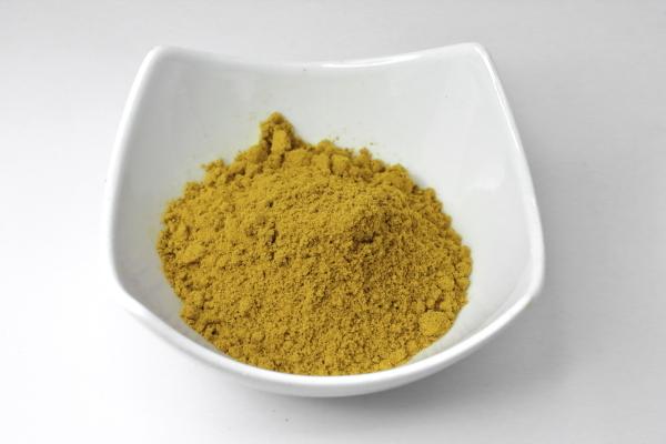 Curry grün