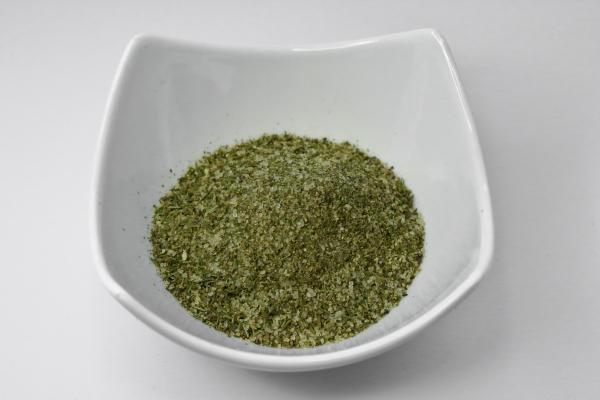 Kräutersalz grün